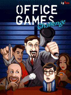 Office Games Challenge