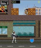 Download free game for mobile phone: Robocop - download mobile games for free.