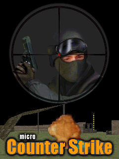 Download free Micro Counter Strike 1.4 - java game for mobile phone. Download Micro Counter Strike 1.4