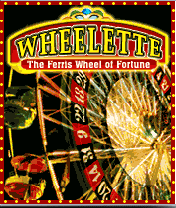 Wheelette The Ferris Wheel of Fortune