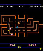 Mobile game Pac-Man Championship Edition - screenshots. Gameplay Pac-Man Championship Edition.