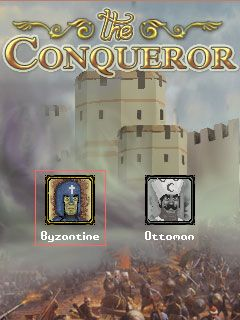 Jeu mobile Le Conquéreur - captures d'écran. Gameplay The Conqueror.