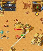 Download free game for mobile phone: The Egyptians - download mobile games for free.