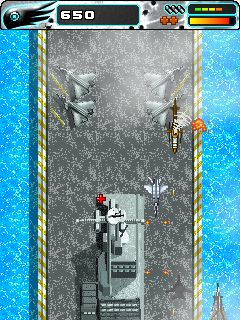 Download free game for mobile phone: Wings of War - download mobile games for free.