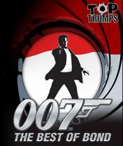 Top Trumps 007 The Best of Bond