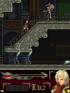 Castlevania java game for mobile. Castlevania free download.