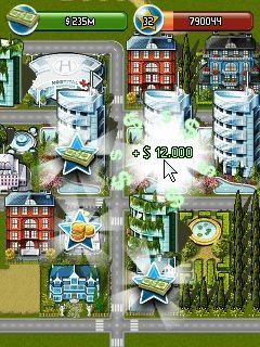 Download free mobile game: Millionaire City - download free games for mobile phone.