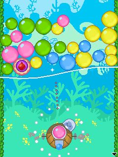 Download free mobile game: Bubble Popper Deluxe - download free games for mobile phone.