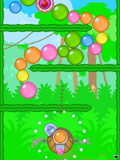 Download free game for mobile phone: Bubble Popper Deluxe - download mobile games for free.