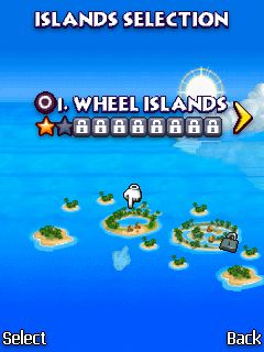 Jeu mobile Les Iles de Diamants - captures d'écran. Gameplay Diamond Islands.