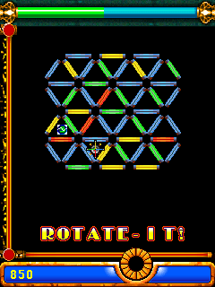 Mobile game Rotate It - screenshots. Gameplay Rotate It.