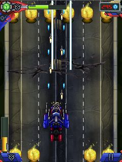 Mobile game Transformers Dark of the Moon - screenshots. Gameplay Transformers Dark of the Moon.