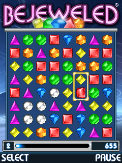 Game news: popcap gifts users bejeweled 2 | gamedynamo.