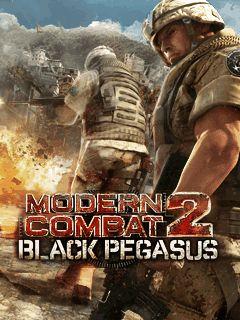Modern combat 2: black pegasus iphone game free. Download ipa.