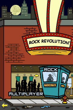 Download free mobile game: Rock Revolution - download free games for mobile phone.