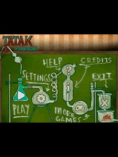 Download free mobile game: Tatak: The Great Escape - download free games for mobile phone.