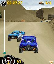 Download free mobile game: Dakar Rally 2010 - download free games for mobile phone.