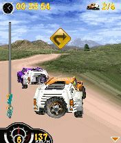 Download free game for mobile phone: Dakar Rally 2010 - download mobile games for free.