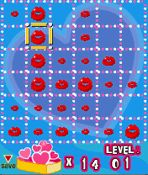 Jeu mobile Le Super Bisou - captures d'écran. Gameplay Kiss Kiss Superkiss.