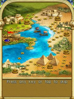 Download free game for mobile phone: Call of Atlantis - download mobile games for free.
