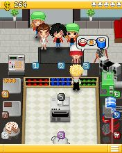 Download free game for mobile phone: Coffee Shop - download mobile games for free.