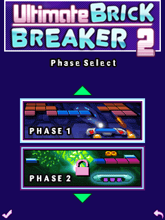 Download free mobile game: Ultimate Brick Breaker 2 - download free games for mobile phone.