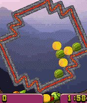 Download free game for mobile phone: Fruit Fall - download mobile games for free.