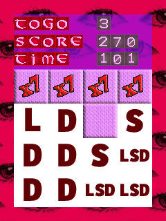 Download free game for mobile phone: LSD Love - download mobile games for free.