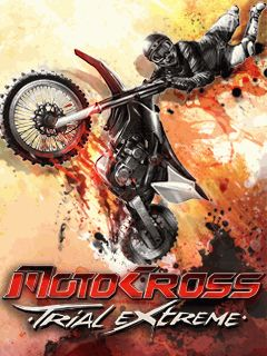 Download free Motocross Trial Extreme - java game for mobile phone. Download Motocross Trial Extreme