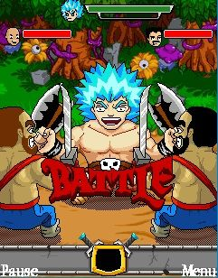 Download free game for mobile phone: Tabuto The Slayer - download mobile games for free.