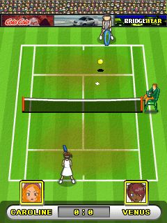 Mobile game Total Tennis Women's Edition - screenshots. Gameplay Total Tennis Women's Edition.