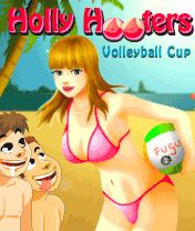 Holly Hooters Volleyball Cup