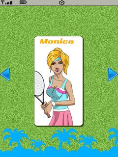 Download free mobile game: Tennis Tournament 2011 - download free games for mobile phone.