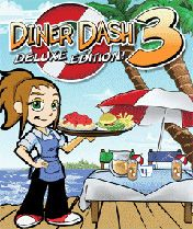 Diner Dash 3 Deluxe Edition