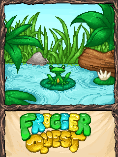 Frogger quest
