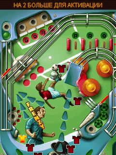 Download free mobile game: Hat Trick Pinball - download free games for mobile phone.