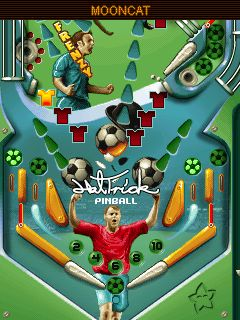 Download free game for mobile phone: Hat Trick Pinball - download mobile games for free.