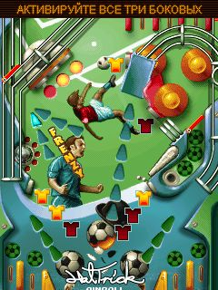 Mobile game Hat Trick Pinball - screenshots. Gameplay Hat Trick Pinball.