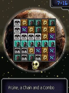 Mobile game Puzzlegeddon - screenshots. Gameplay Puzzlegeddon.