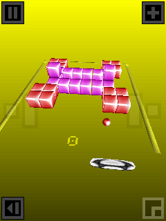 Mobile game BriХ 4D - screenshots. Gameplay BriХ 4D.