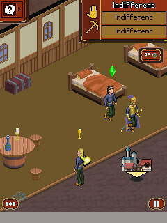 the sims medieval java game for mobile the sims. Black Bedroom Furniture Sets. Home Design Ideas