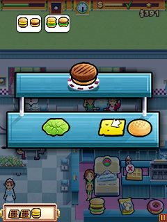 Download free game for mobile phone: Emily's Taste of Fame - download mobile games for free.