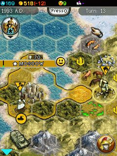 Download free mobile game: Sid Meiers Civilization 5 The Mobile Game - download free games for mobile phone.