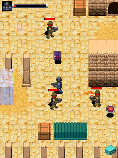 Download free game for mobile phone: Need CS Counter-Terrorism - download mobile games for free.