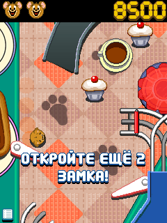 Mobile game Tom and Jerry Pinball Pursuit - screenshots. Gameplay Tom and Jerry Pinball Pursuit.
