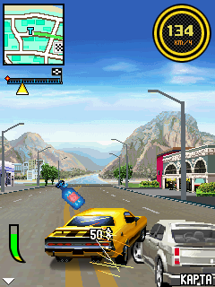 Download free game for mobile phone: Driver San-Francisco - download mobile games for free.