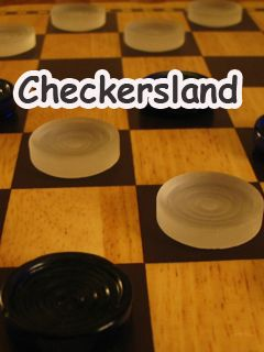 Download free Checkersland - java game for mobile phone. Download Checkersland