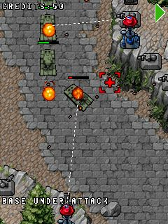 Jeu mobile La Défense de la Tour - captures d'écran. Gameplay Tower Defense (Base Defense).