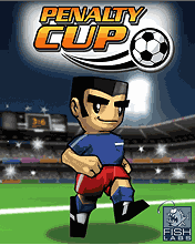 Download free Penalty Cup 3D - java game for mobile phone. Download Penalty Cup 3D