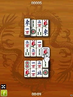 Download free mobile game: DChoc Cafe Mahjong - download free games for mobile phone.
